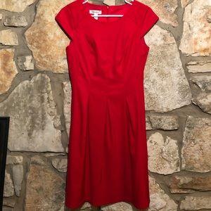 Dressbarn Casual red dress